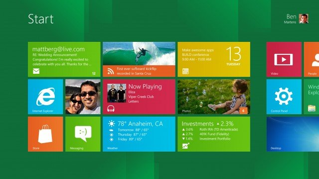 Windows 8: Microsoft's browser-based OS
