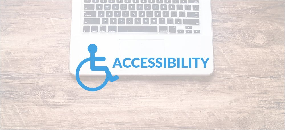 Web accessibility means making your content available to users with different skills and needs