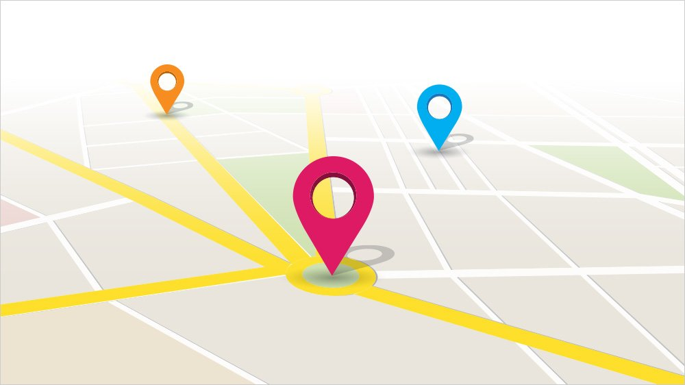 POI - can help customers to find closest location that they need
