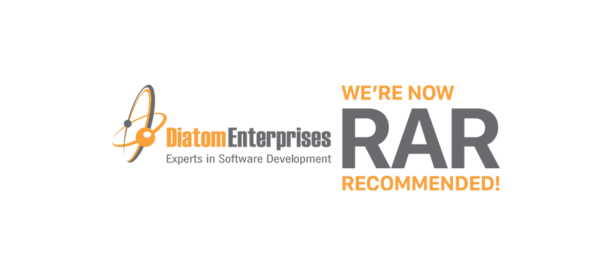 RAR-recommended Software development company
