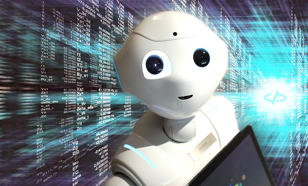 AI Software for humanoid robot Pepper
